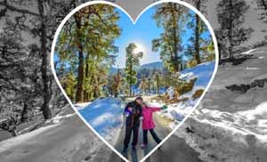 10 nights 11 days himachal honeymoon packages